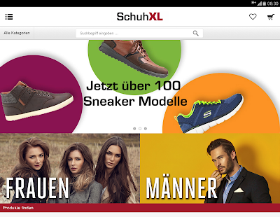 SchuhXL- screenshot thumbnail