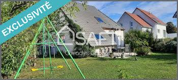 maison à Oberhergheim (68)