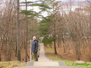 Photo: Лестница признаний.