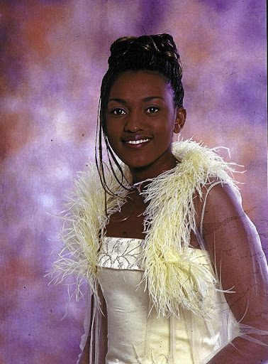 Michelle Molatlou was SA's  'It' girl of the 1990s. / Supplied