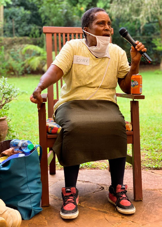 Esther Wambui shares a story of how her son went missing from police custody in 2014