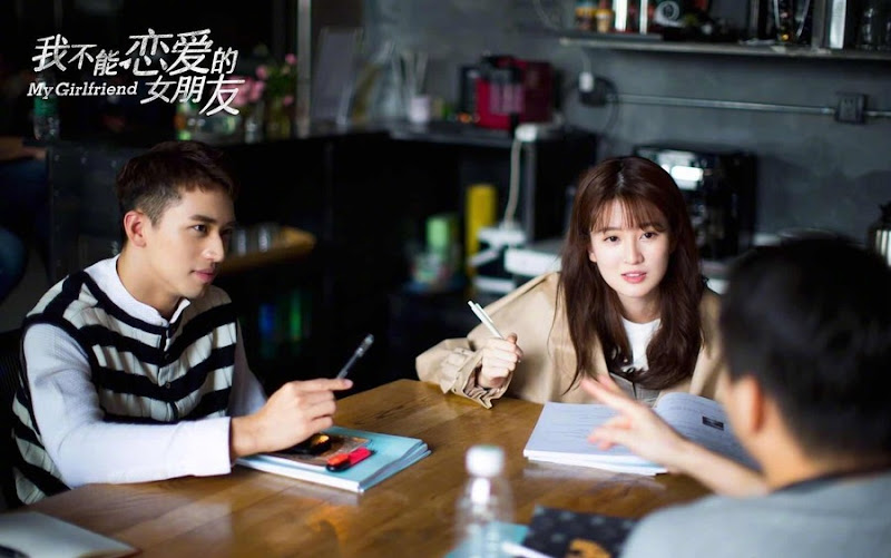 My Girlfriend China Web Drama