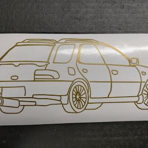 インプレッサ スポーツワゴン GF8のカスタム事例画像 baffiさんの2020年11月21日19:23の投稿