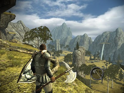 Ravensword: Shadowlands 3d RPG Apk Download For Android and Iphone 8