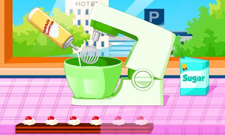 Cooking Ice cream cake mania 2.0.2 screenshot 683152