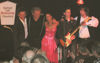 Photo: Christoph,Franz,Nicolle,Michael,Albert