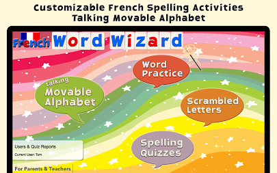 French Word Wizard - Learn to read and spell APK screenshot thumbnail 15