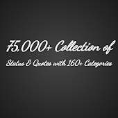 75000 Status Quotes Collection