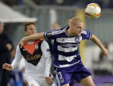 Malgré une bonne prestation, Anderlecht a manqué de lucidité et est éliminé de l'Europa League