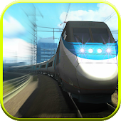 Train Racing Game 2017