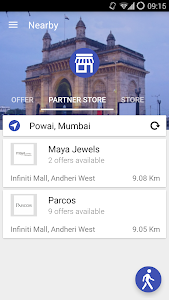 ShoppingBuddy - Nearby Offers screenshot 1
