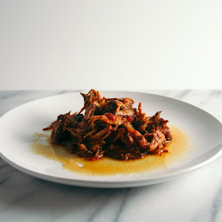 Slow Cooker Barbecue Pulled Pork.