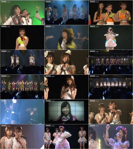 (LIVE)(公演) SKE48 チームE 「手をつなぎながら」公演 柴田阿弥 卒業公演 & 千秋楽 160831 & 160901