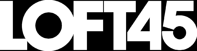 Loft 45 Gym Logo