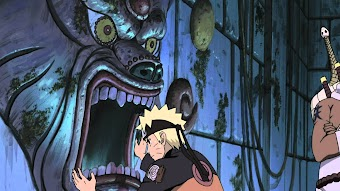 The Next Challenge! Naruto vs. Nine Tails!!
