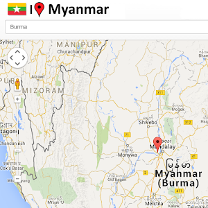 Myanmar Map Android Apps On Google Play - Burma map download
