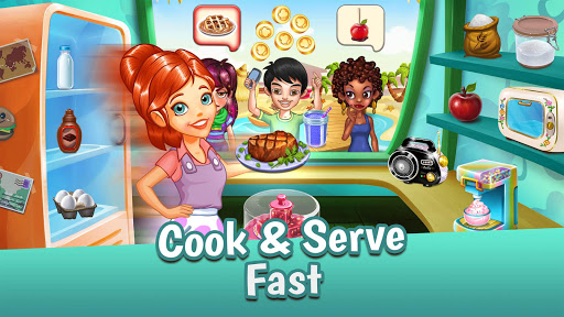 Cooking Tale - Food Games (Mod Money)