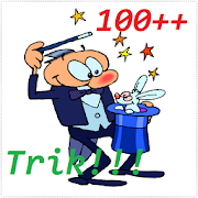 100 ++ Teknik Sulap Sederhana