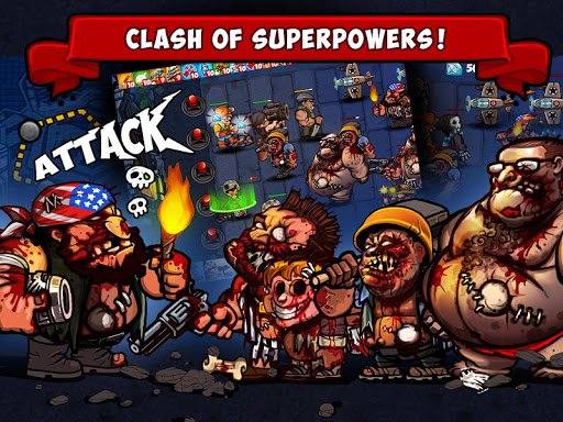Heroes Vs. Zombies 2|玩動作App免費|玩APPs