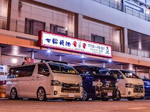 ハイエースバン GDH201V スーパーGL ダークプライムのカスタム事例画像 Kocha_ace.comさんの2020年10月16日12:23の投稿