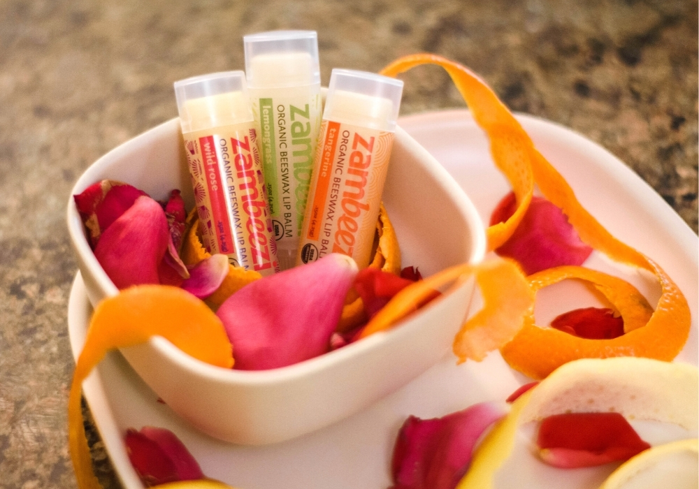 Ethical Body Care: Fair Trade Lip Balms from Zambeezi