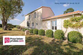 propriété à La Chapelle-Basse-Mer (44)