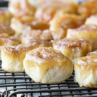 Bite-Sized Cinnamon Buns.