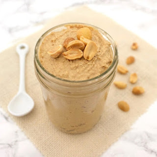 Peanut Butter Cookie Butter (Vegan, Gluten-Free, Sugar-Free, Low-Calorie!).