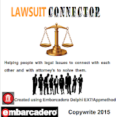 Lawsuit Connector