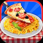 Pasta & Pizza - Food Maker! icon