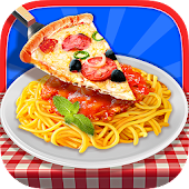 Pasta & Pizza - Food Maker!