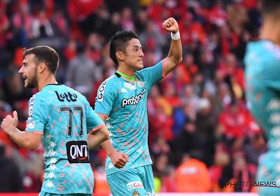 La soif de revanche pour Ryota Morioka contre Anderlecht? Il répond