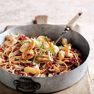 Chorizo Garlic Pasta Recipes.