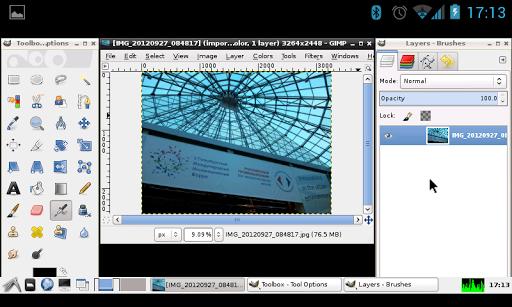 Linux Deploy 2.2.0 screenshots 9