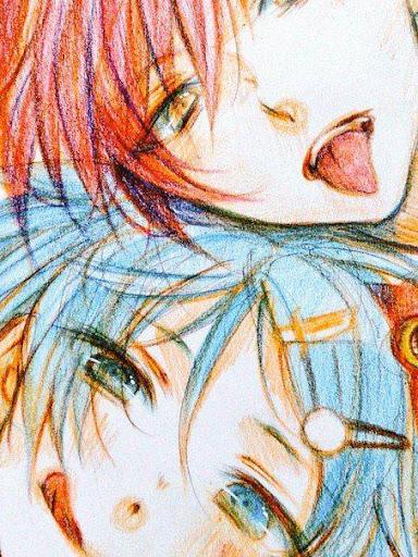 Drawing Anime Couple Ideas screenshots 7