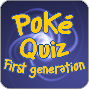 Quiz for Pokemon - I generation