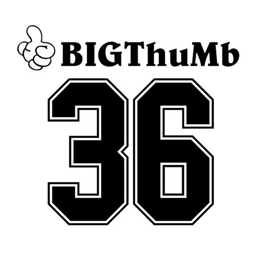 遊戲App Dining居酒屋 BIG ThuMb【ビッグサム】 LOGO-3C達人阿輝的APP