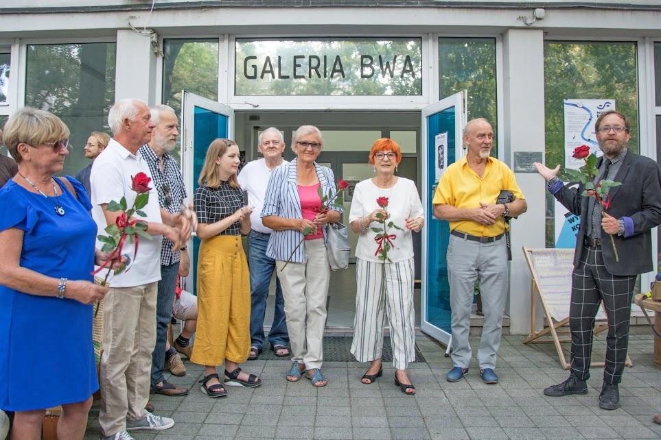 DRZWI ZIELONEJ GÓRY - wystawa klubu FOTOOKO