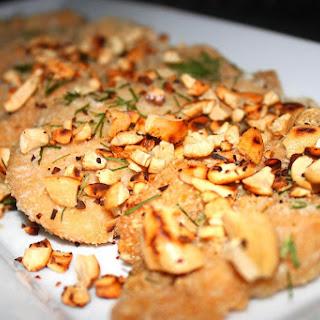 Gluten-Free Double Cashew-Coconut Crusted Chicken