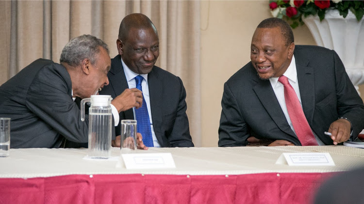 Uhuru extends term of BBI taskforce after Raila meet at State House
