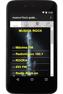 musica rock gratis en español - náhled