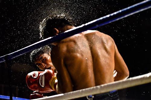 Punch Version 2 by Maverick De Castro - Sports & Fitness Boxing