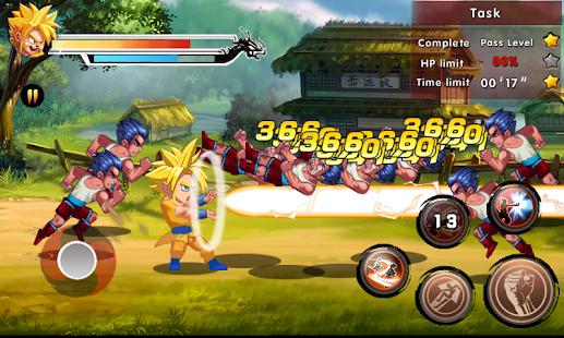 Dragon Legends: Street Combo Champion - náhled