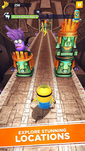 Minion Rush: Despicable Me Official Game apkpoly screenshots 5