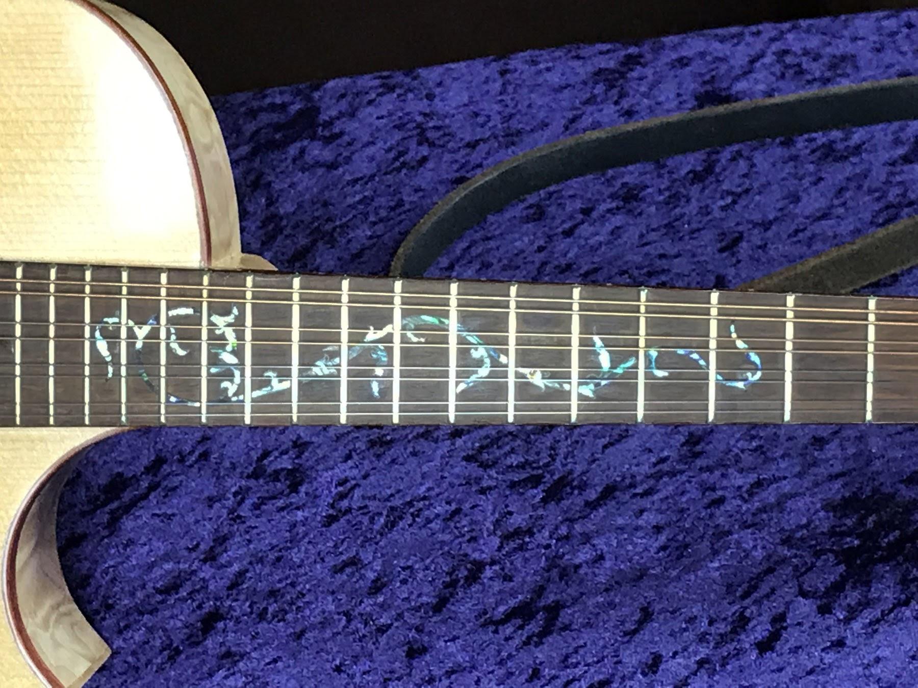 Gypsy Jazz Mandolin Prototype | Tonedevil Harp Guitars