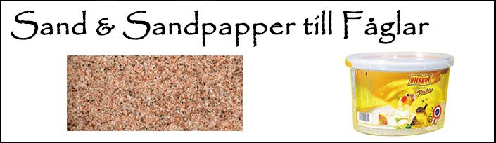 Sand & Sandpapper