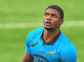 Will he be there? Warrick Gelant would benefit from the experience if given extended game time by Bok coach Allister Coetzee against Wales on Saturday. Picture: GALLO IMAGES