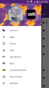 USITT screenshot