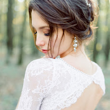 Wedding photographer Alina Duleva (alinaalllinenok). Photo of 19.10.2018