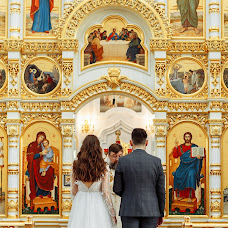 Wedding photographer Veronika Gaevskaya (bmphotography). Photo of 08.09.2018
